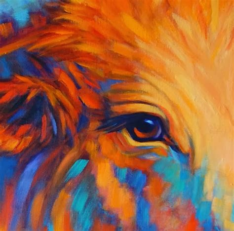 colorful cow painting paintings by theresa paden colorful contemporary longhorn