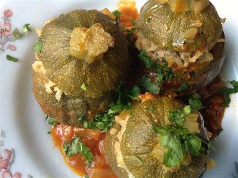 djoumana cuisine recettes de courgettes farcies de la cuisine de djoumana