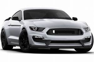 2020 Ford Mustang Gets New Iconic Silver Color: First Look