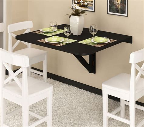 fold wall mounted kitchen table best wall mounted drop leaf table 2019