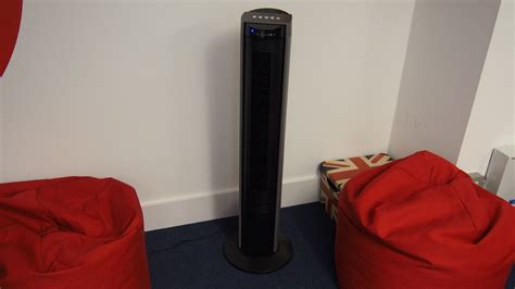 honeywell tower fan reviews honeywell ho 5500re tower fan review big and powerful