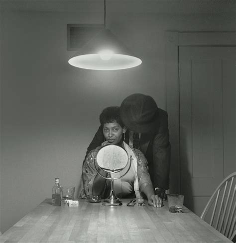 "Book Review Carrie Mae Weems ""the Kitchen Table Series"