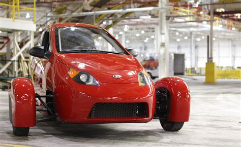 Elio 3-wheel Car Priced At ,300, But There's A Catch