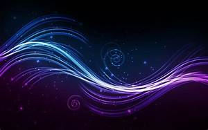 Black and Purple Abstract Wallpaper Picture 1383 - HD ...