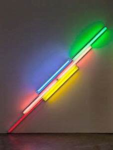 1000 images about Dan Flavin on Pinterest