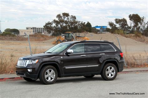 2013 Jeep Grand Cherokee Overland Summit