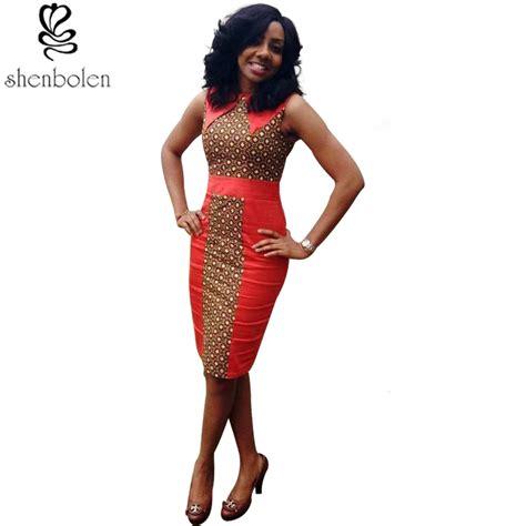 tenue femme de chambre couture africaine pour femme photos de robes