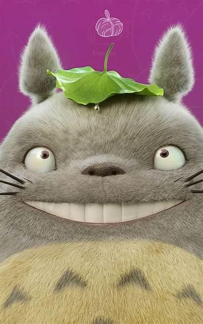 Totoro Neighbor Fhdpaper Pokemon