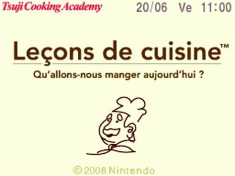 quiz de cuisine test leçons de cuisine