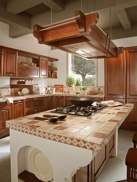 ceramic tile countertop houzz
