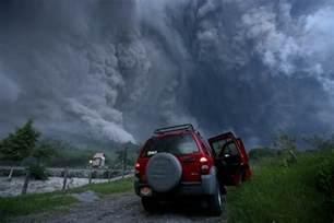 Western Mexico Volcano Colima