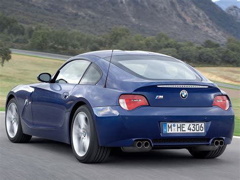 2006 BMW Z4 M Coupe   Review   SuperCars.net
