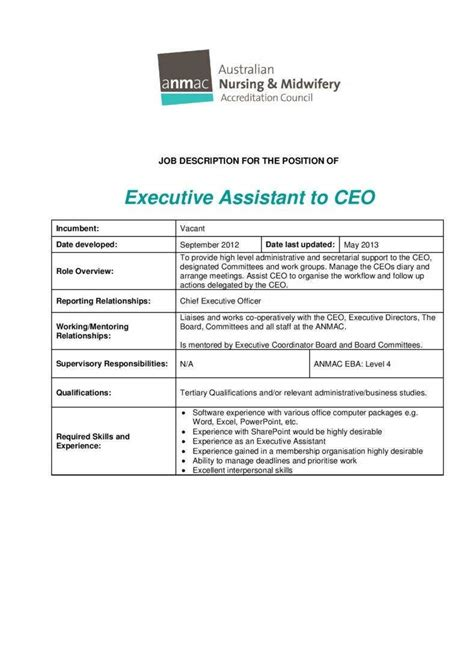 job description templates  premium templates