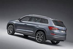 Skoda Kodiaq Business : skoda kodiaq 2017 totally car news ~ Maxctalentgroup.com Avis de Voitures