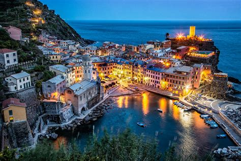 Vernazza, Italy  Most Beautiful Spots