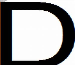 a pretty big letter d by eggbart on deviantart With giant letter d
