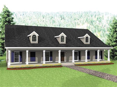 kinsey country home plan   house plans