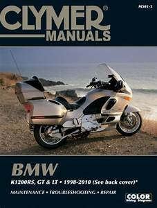 Bmw K1200 Motorcycle  1998