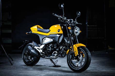 2016 Honda Grom + (electric Version Rebranded For Over