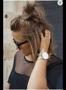 Comment Attacher Ses Cheveux : 10 coiffures pour les cheveux mi longs puretrend ~ Melissatoandfro.com Idées de Décoration