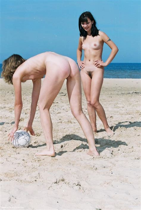 Nude Teen Beach Soccer Picture Uploaded By Anja Anja On Imagefap Com