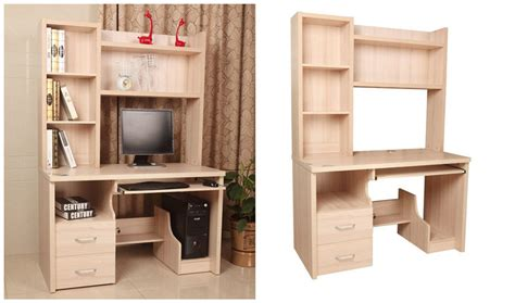 surface minimum bureau accueil bureau d 39 ordinateur avec étagère bibliothèque