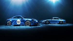 Wallpapers: new Renault Alpine concept meets its A110