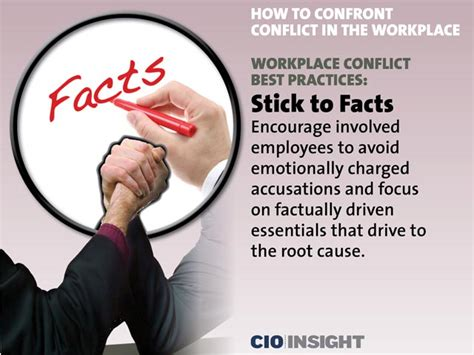 How To Confront Conflict In The Workplace