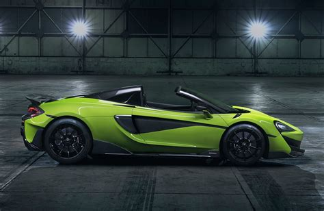 mclaren lt spider debuts awesome  awesomer