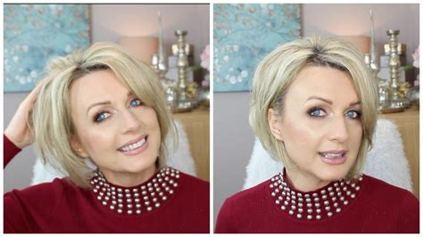 How To Style A Short, Stacked ( Inverted )bob (2017)