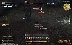 Final Fantasy 14 What Are The Letters Near The Monsters