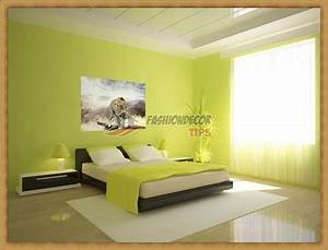 Green bedroom wall color ideas designs 2017 fashion for Bedroom decoration design wall color
