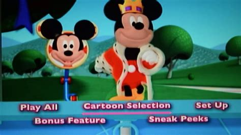 Mickey Mouse Clubhouse Minnie's The Wizard Of Dizz Dvd
