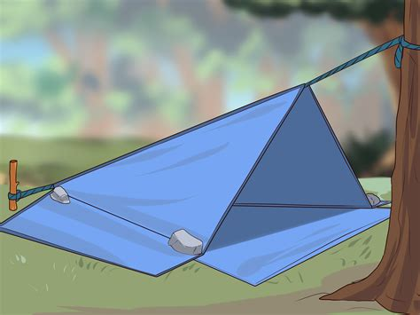 How To Make Fall Decorations At Home: How To Make A Tent: 13 Steps (with Pictures)