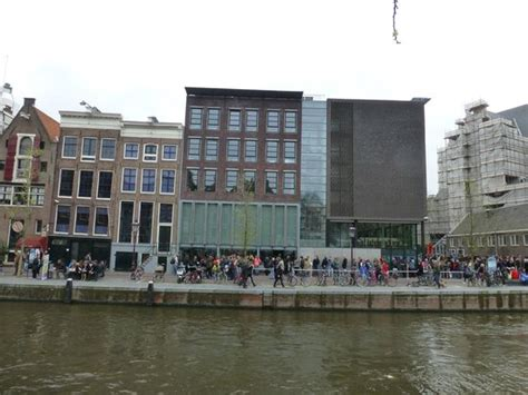 Anne Frank Huis  Picture Of Anne Frank House, Amsterdam