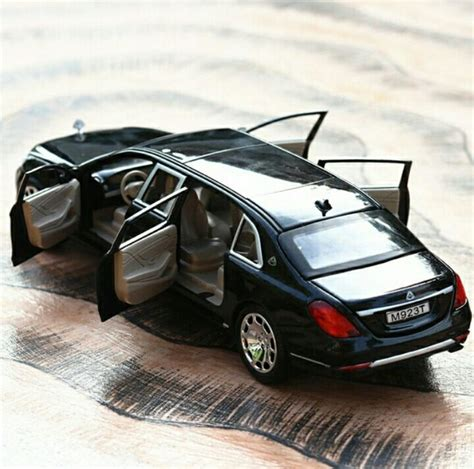 Maybach Benz Model S600