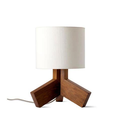 Rook Table Lamp   Walnut Table Lamp   Blu Dot