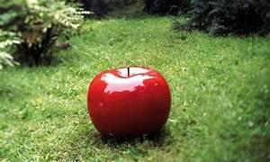 Pomme Rouge Deco : la pomme un objet de d co pour tous les d cors ~ Teatrodelosmanantiales.com Idées de Décoration