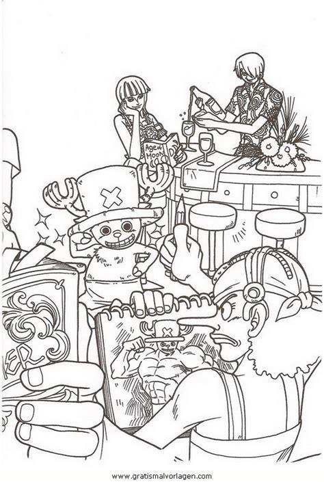 piece  gratis malvorlage  comic trickfilmfiguren