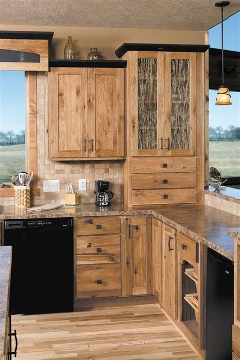 rustic country kitchen cabinets best 20 rustic country kitchens ideas on 4967