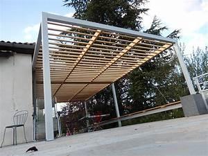 Fabriquer Une Pergola En Alu : fabriquer une pergola en bois ~ Edinachiropracticcenter.com Idées de Décoration