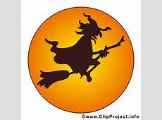 Halloween cliparts gratuis sorcière images Halloween