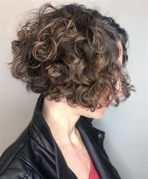 30 New Ways to Rock Short Curly Hair in 2020 Inspired by