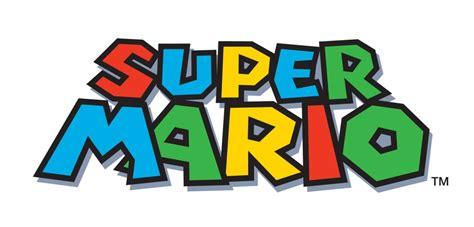 Super Mario Logo / Games / Logonoid.com