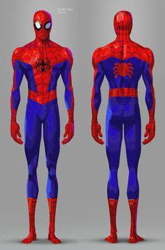 draw spiderman standing step  step learn drawing