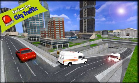 ambulance simulator game apk   android