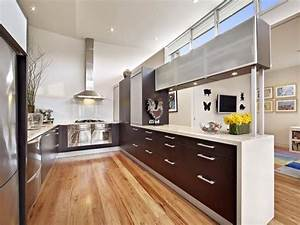 52 u shaped kitchen designs with style With designs for u shaped kitchens