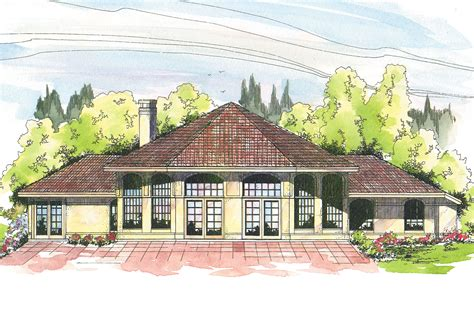house pla southwest house plans oakland 10 037 associated designs