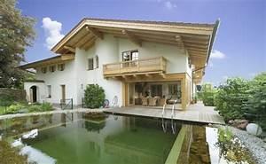 Anbau Einfamilienhaus Beispiele : massivholzhaus schnaitsee scherer ~ Lizthompson.info Haus und Dekorationen