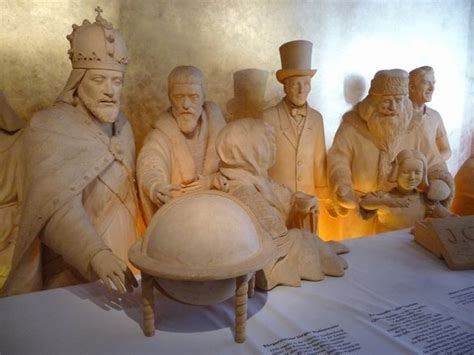 marzipan life size sculptures photo